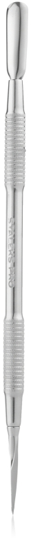 Лопатка маникюрная, PE-10/5, скругленный пушер+топорик - Staleks Pro Expert 10 Type 5