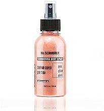 Парфумерія, косметика Сяйний спрей для тіла - Mr.Scrubber You Glow Girl Shimmering Body Spray