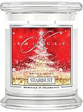 Духи, Парфюмерия, косметика Ароматическая свеча в банке - Kringle Candle Stardust