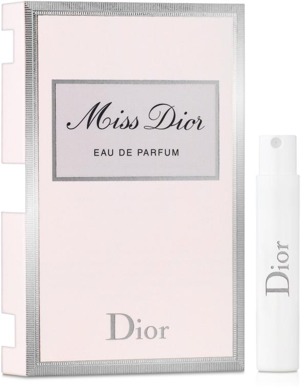 Dior Miss Dior - Парфюмированная вода (пробник)