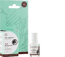 Духи, Парфюмерия, косметика Масло для ногтей - Ikarov Nail Repair Oil