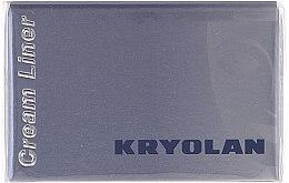 Духи, Парфюмерия, косметика Водостойкая подводка для глаз - Kryolan HD Cream Liner