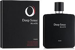 Духи, Парфюмерия, косметика Prestige Paris Deep Sense Black - Туалетная вода