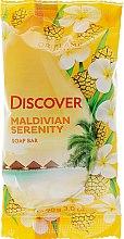 """Духи, Парфюмерия, косметика Мыло """"Солнечные Мальдивы"""" - Oriflame Discover Maldivian Serenity Soap Bar"""