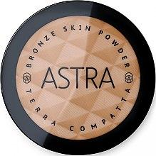 Духи, Парфюмерия, косметика Бронзирующая пудра для лица - Astra Make-Up Bronze Skin Powder