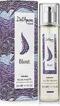 Духи, Парфюмерия, косметика Dell Amore Blout - Туалетная вода