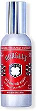 Духи, Парфюмерия, косметика Спрей средней фиксации - Morgan`s Grooming Spray