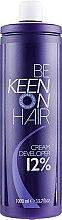 Духи, Парфюмерия, косметика Крем-окислитель 12% - Keen