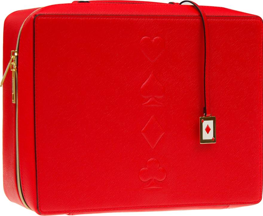 Кейс для косметики, красный - Estee Lauder
