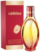 Духи, Парфюмерия, косметика Cafe Parfums Cafe-Cafe Cafeina - Туалетная вода