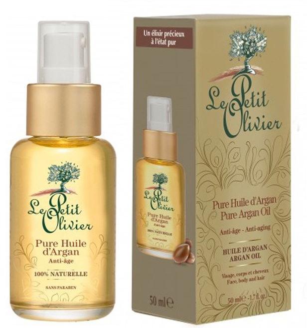 Антивозрастное аргановое масло - Le Petit Olivier Organic Care With 100% Argan Oil