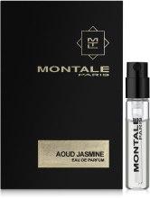 Духи, Парфюмерия, косметика Montale Aoud Jasmine - Парфюмированная вода (пробник)