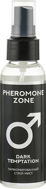 "Спрей-мист для тела ""Dark Temptation"" - Liv Delano Pheromone Zone"