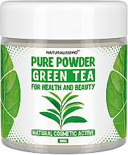 Духи, Парфюмерия, косметика Пудра зеленого чая - Naturalissimo Powder Green Tea