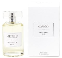 Chabaud Maison De Parfum Mysterious Oud - Парфюмированная вода — фото N4