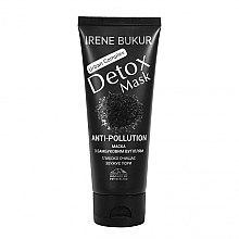 Духи, Парфюмерия, косметика Детокс-маска для лица с бамбуковым углем - Irene Bukur Anti-Pollution Detox Mask