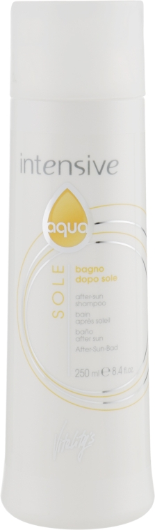 Солнцезащитный шампунь - Vitality's Intensive Aqua Sole After Sun Shampoo