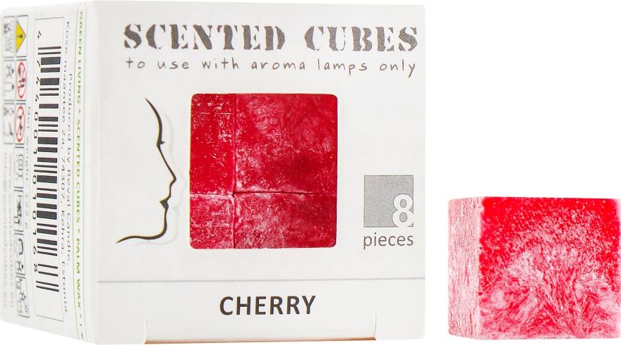 """Аромакубики """"Вишня"""" - Scented Cubes Cherry Candle"""