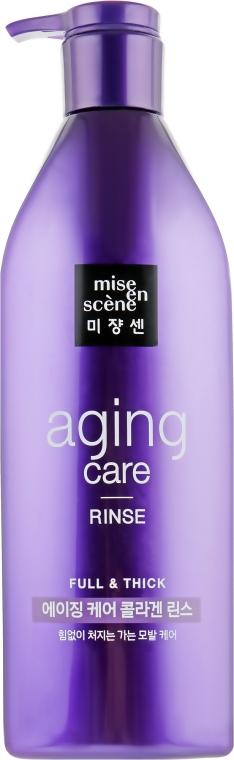 Антивозрастной кондиционер для волос - Mise En Scene Aging Care Rinse