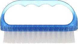 Духи, Парфюмерия, косметика Щетка косметическая для ногтей, 74752, голубая - Top Choice