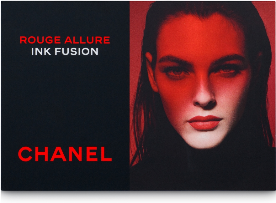 Набор пробников - Chanel Rouge Allure Ink Fusion (lipstick/4x0.20ml)