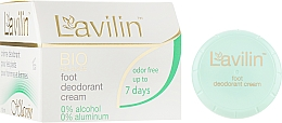 Духи, Парфюмерия, косметика Крем-дезодорант для ног - Hlavin Cosmetics Lavilin