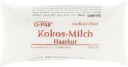 Духи, Парфюмерия, косметика Маска с кокосовым молочком для нормальных и сухих волос - Swiss-o-Par Kokos-Milch Haarkur