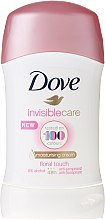Духи, Парфюмерия, косметика Антиперспирант-стик - Dove Invisible Care Floral Touch Deodorant Stick