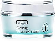 Духи, Парфюмерия, косметика Крем для лица, очищающий - Sferangs Clearing Т-care Cream