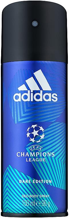 Adidas UEFA Champions League Dare Edition Deo Body Spray - Дезодорант