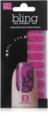 Аппликации для ногтей - Dashing Diva Nail Bliss Bling Nail Appliques — фото N1