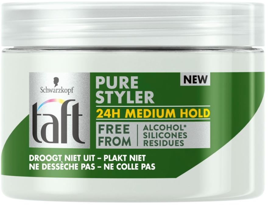 Гель для укладки волос - Schwarzkopf Taft Pure Styler Medium Hold
