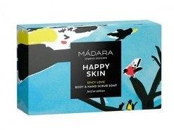 Духи, Парфюмерия, косметика Мыло с эффектом скраба для тела и рук - Madara Cosmetics Happy Skin Spicy Love