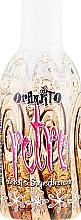 Духи, Парфюмерия, косметика Молочко для загара в солярии - Oranjito Level 3 White Tea Retro