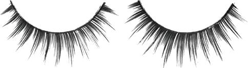 Ресницы накладные бабочки, FR 139 - Silver Style Eyelashes