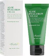 Духи, Парфюмерия, косметика Увлажняющий крем для лица с алоэ и гиалуроновой кислотой - Benton Aloe Hyaluron Cream