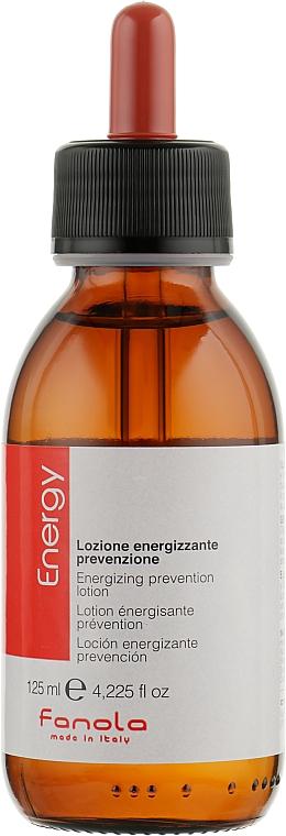 Лосьон против выпадения волос - Fanola Energy Anti Hair Loss Lotion