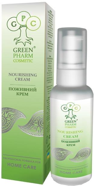 Питательный крем для лица - Green Pharm Cosmetic Nourishing Cream — фото N5