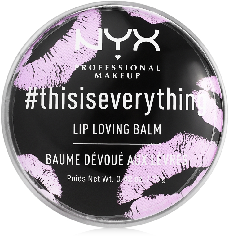 Бальзам для губ - NYX Professional Makeup #thisiseverything Lip Loving Balm — фото N1