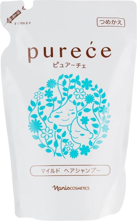 Шампунь для волос - Naris Purece Hair Shampoo (дой-пак)