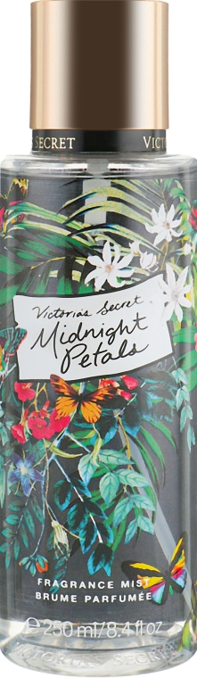 Парфюмированный спрей для тела - Victoria's Secret Midnight Petals Fragrance Mist