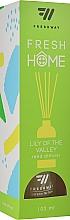 """Духи, Парфюмерия, косметика Аромадиффузор """"Ландыш"""" - Fresh Way Fresh Home Lily Of The Valley"""