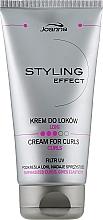 Духи, Парфюмерия, косметика Крем для укладки вьющихся волос - Joanna Styling Effect Cream For Curls