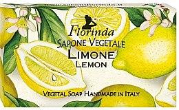 """Духи, Парфюмерия, косметика Мило натуральное """"Лимон"""" - Florinda Lemon Natural Soap"""