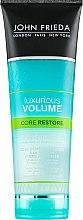 "Парфумерія, косметика Кондиціонер для волосся ""Екстраоб'єм"" - John Frieda Luxurious Volume Core Restore Protein-Infused Clear Conditioner"