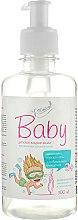 Парфумерія, косметика Рідке дитяче мило з ламінарією та морською сіллю - Bioton Cosmetics Baby