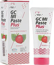 Духи, Парфюмерия, косметика Крем для зубов - GC Mi Paste Plus Strawberry