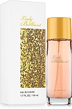 Духи, Парфюмерия, косметика Dilis Parfum Trend Lady Brilliant - Туалетная вода