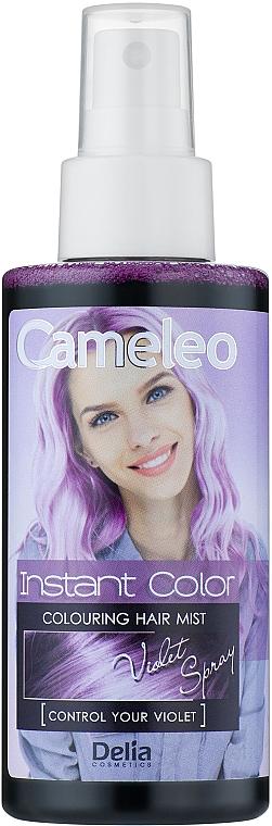 Оттеночный спрей для волос - Delia Cameleo Instant Color