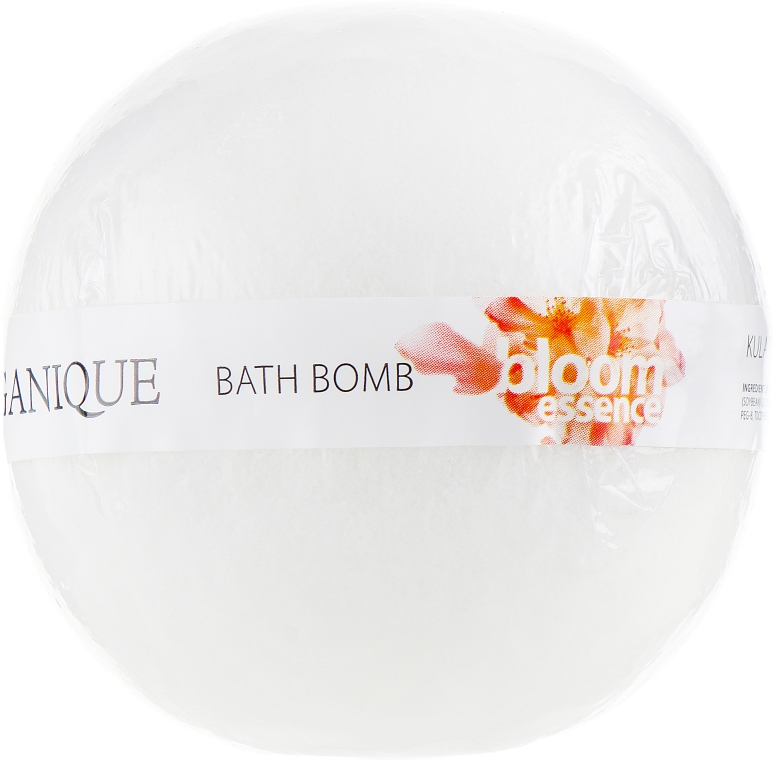 "Шипучий шар для ванны ""Bloom Essence"" - Organique HomeSpa"